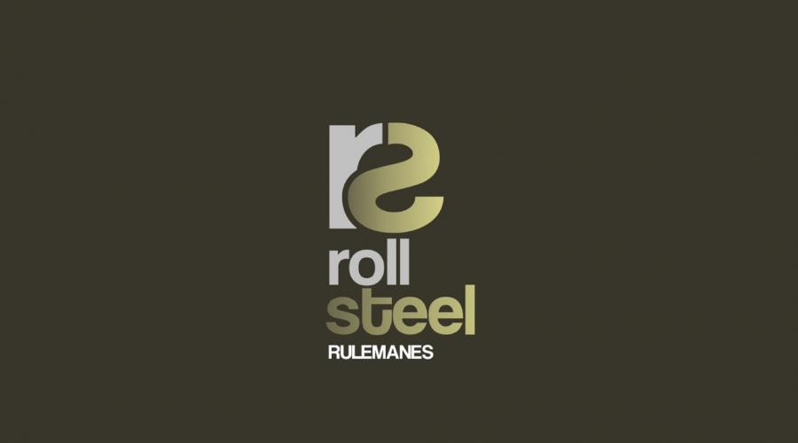 Logotipo Roll Stell rulemanes